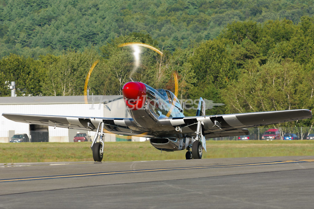 North American P-51D Mustang NL751RB / 413903/WD-L (cn 122-40993