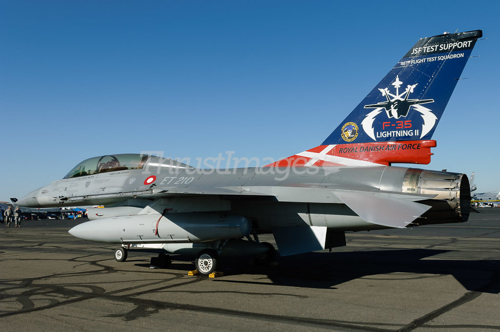 General Dynamics (SABCA) F-16BM Fighting Falcon (401) ET-210 (cn